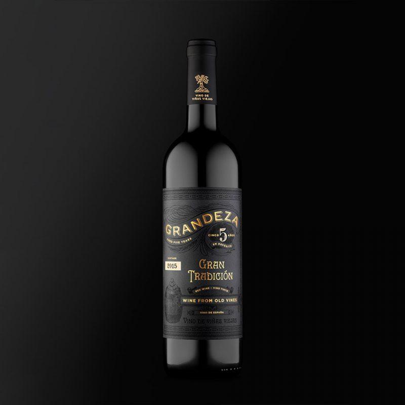 Grandeza bottle
