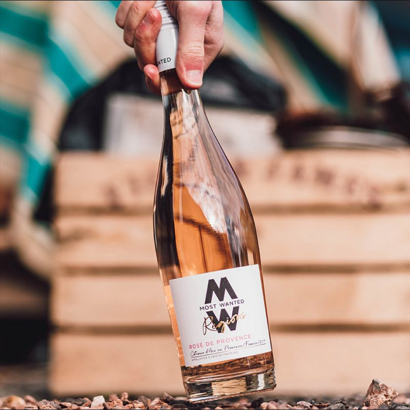 Most Wanted Wines rosé