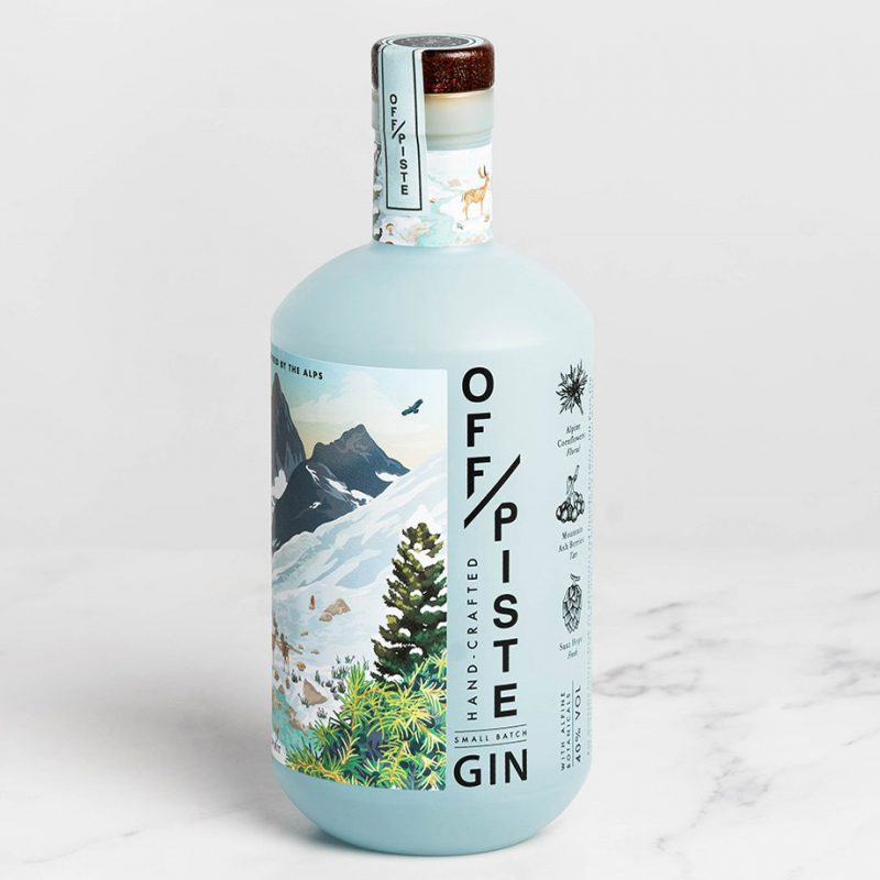 Off-Piste Spirit bottle image